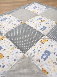 Rózsaszín Elefáni hempergő/játszószőnyeg